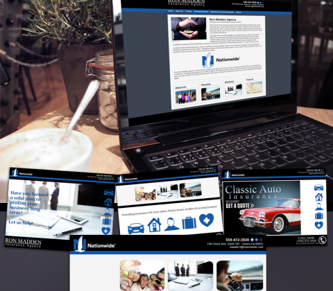 Ron Madden Insurance Agency | SEO & Social Media